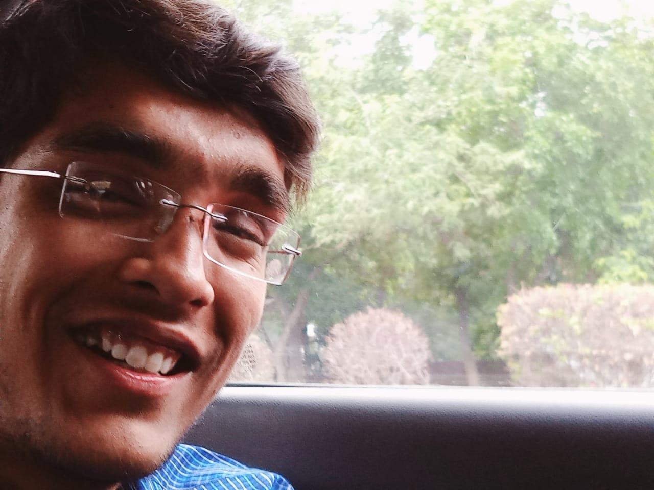 Shubham Nagaria