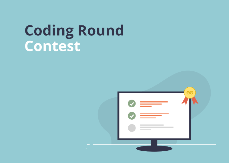 Coding Round Contests - Test Series