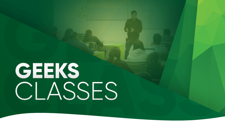Course | Geeks Classes