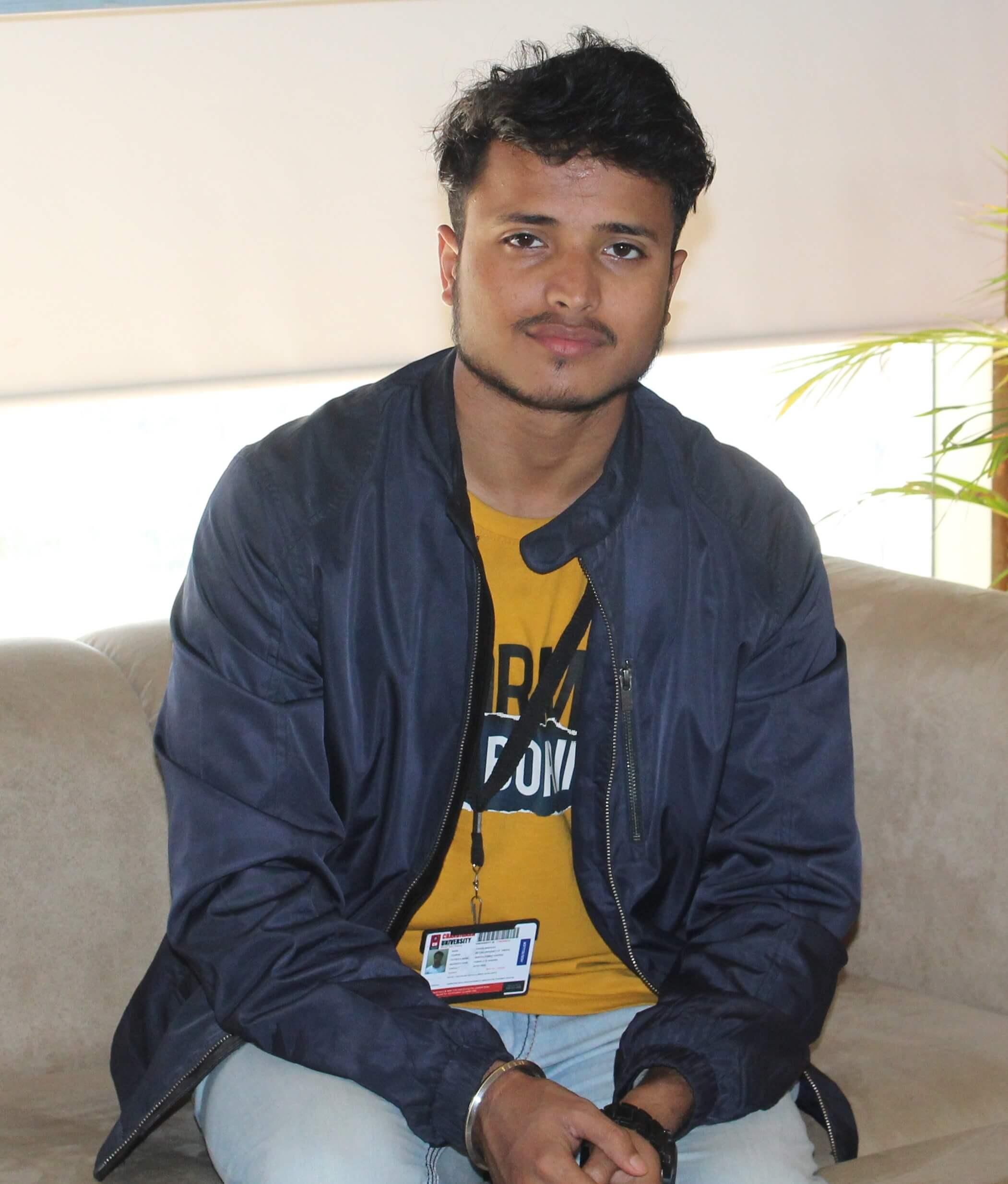Karan Bhargav