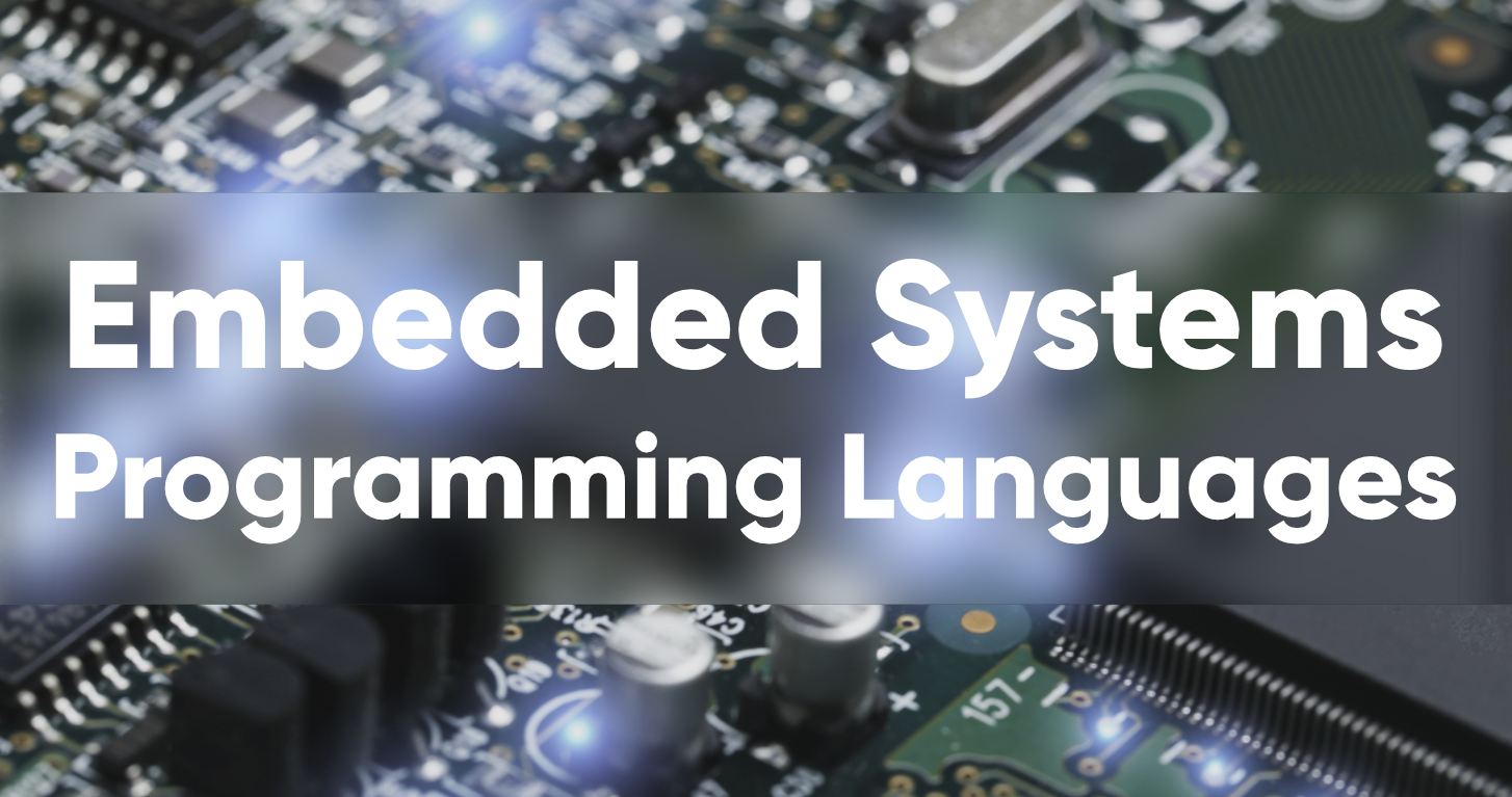 Embedded-System-Programming-Languages