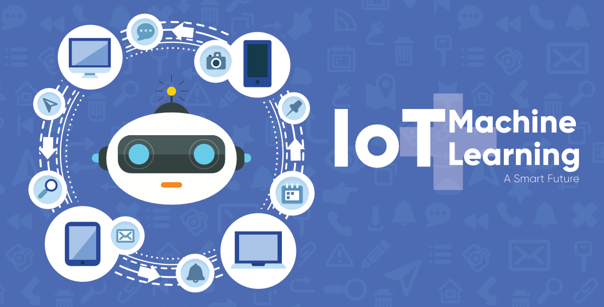 Combining IoT and Machine Learning makes our future smarter