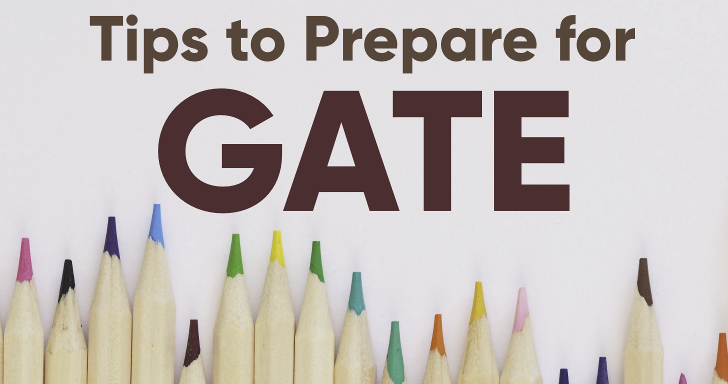 Tips for GATE Exam