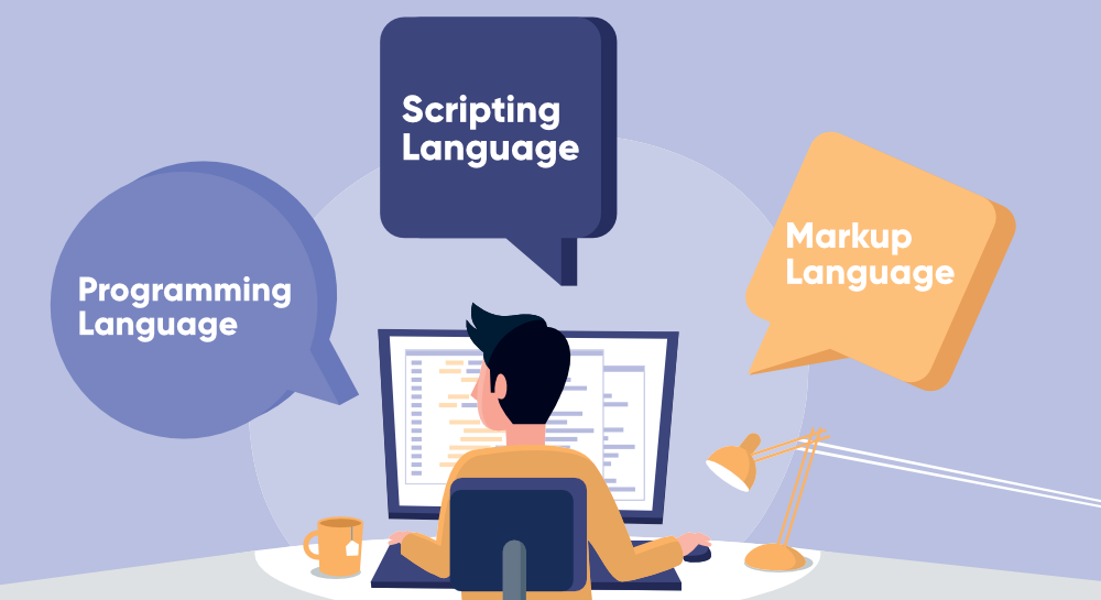 Programming-Language-vs-Scripting-Language-vs-Markup-Languages