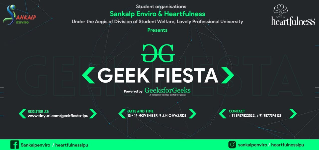 Geek-Fiesta-Powered-By-GeeksforGeeks-at-Lovely-Professional-University-Jalandhar-Punjab