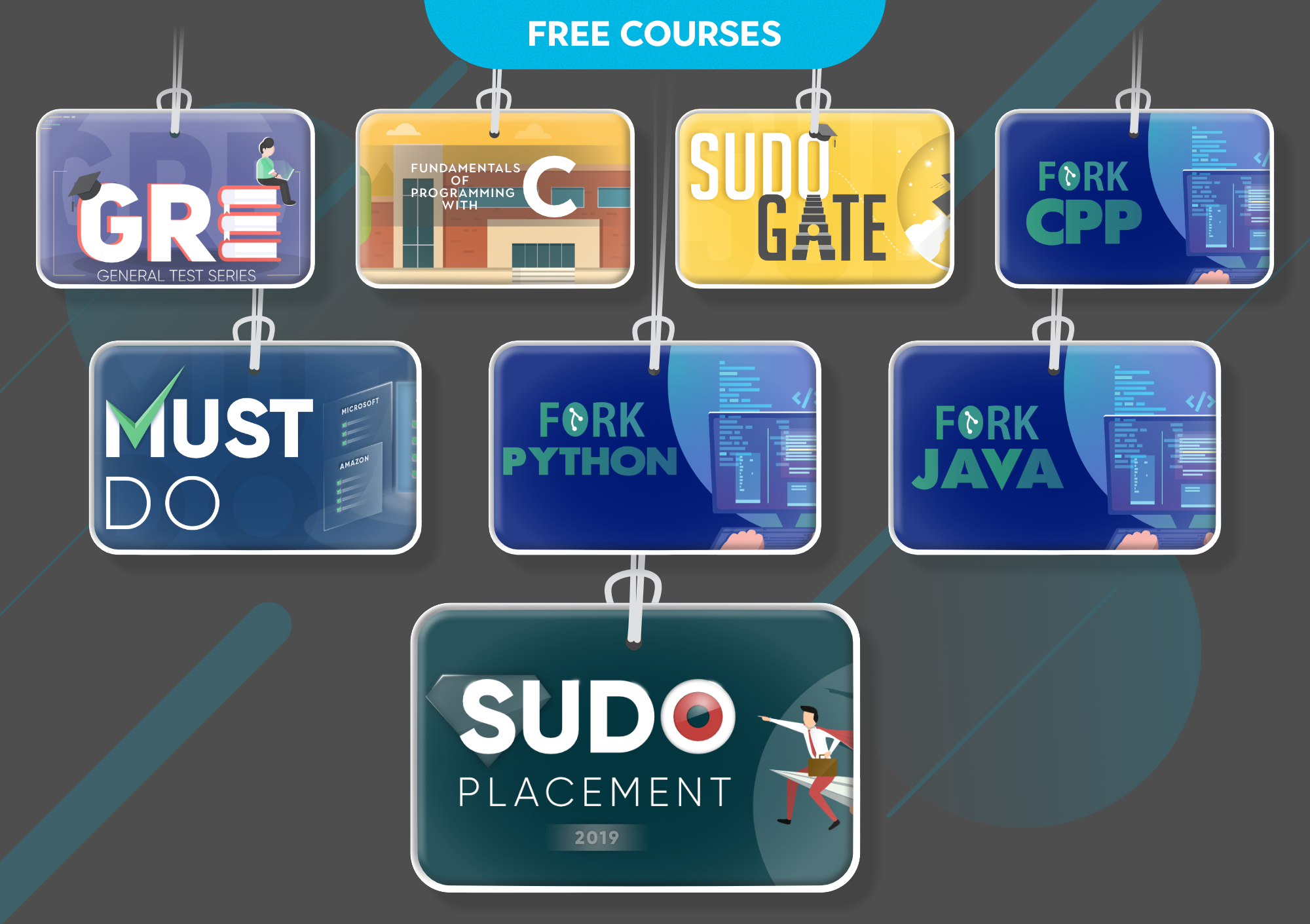 Free-Courses-By-GeeksforGeeks