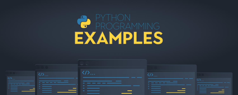 python-programs