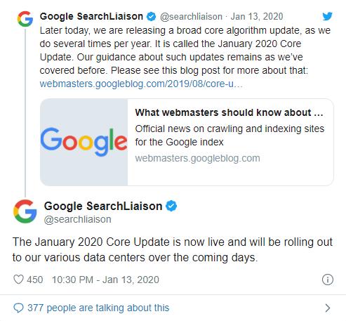 Broad-Core-Algorithm-Update
