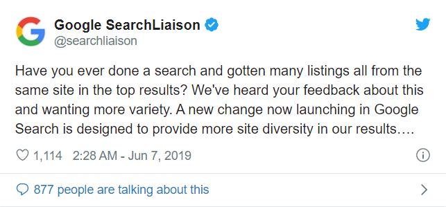 Site-Diversity-Update
