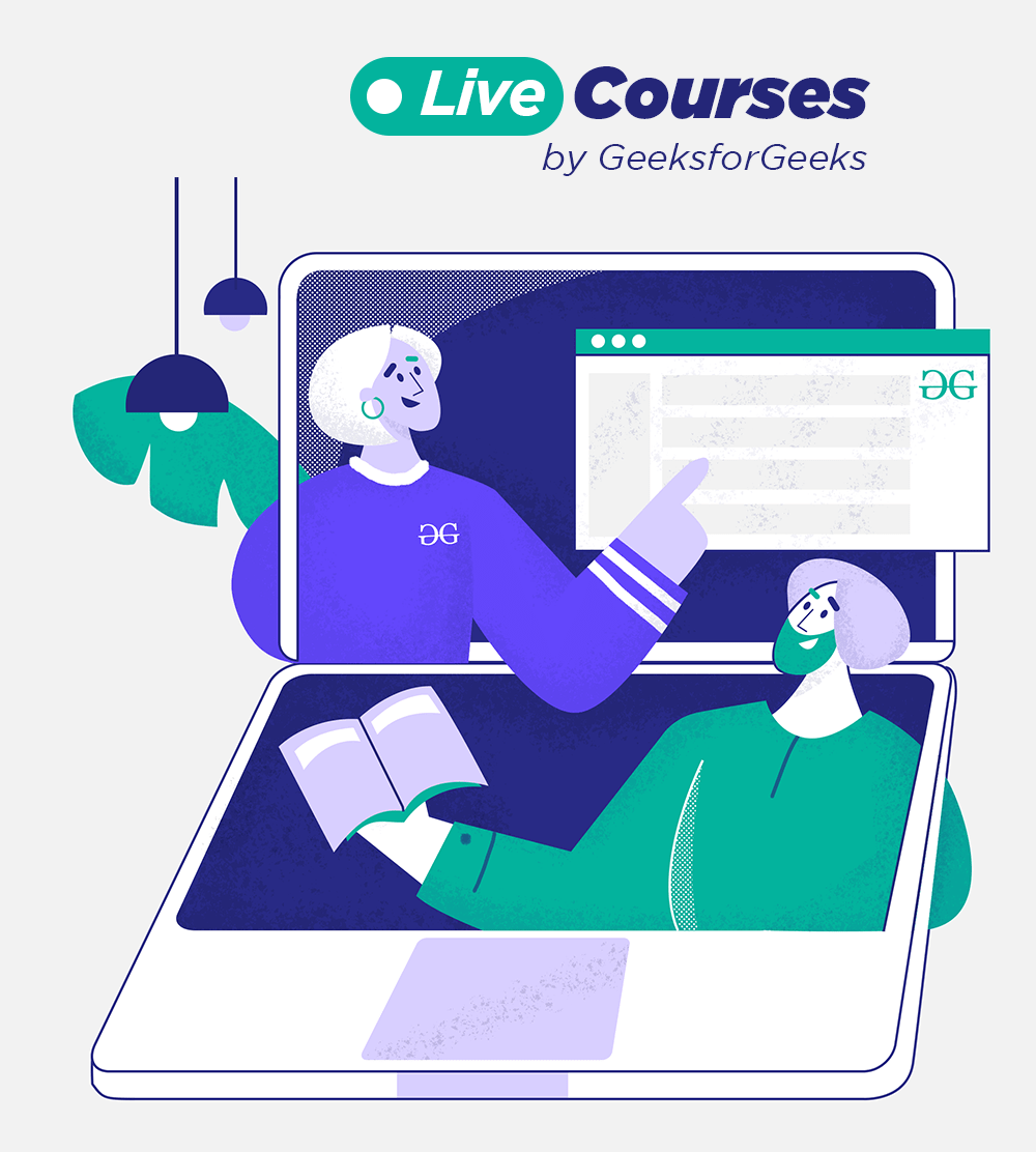 Get-Ahead-of-Your-Peers-With-GeeksforGeeks's-Live-Course