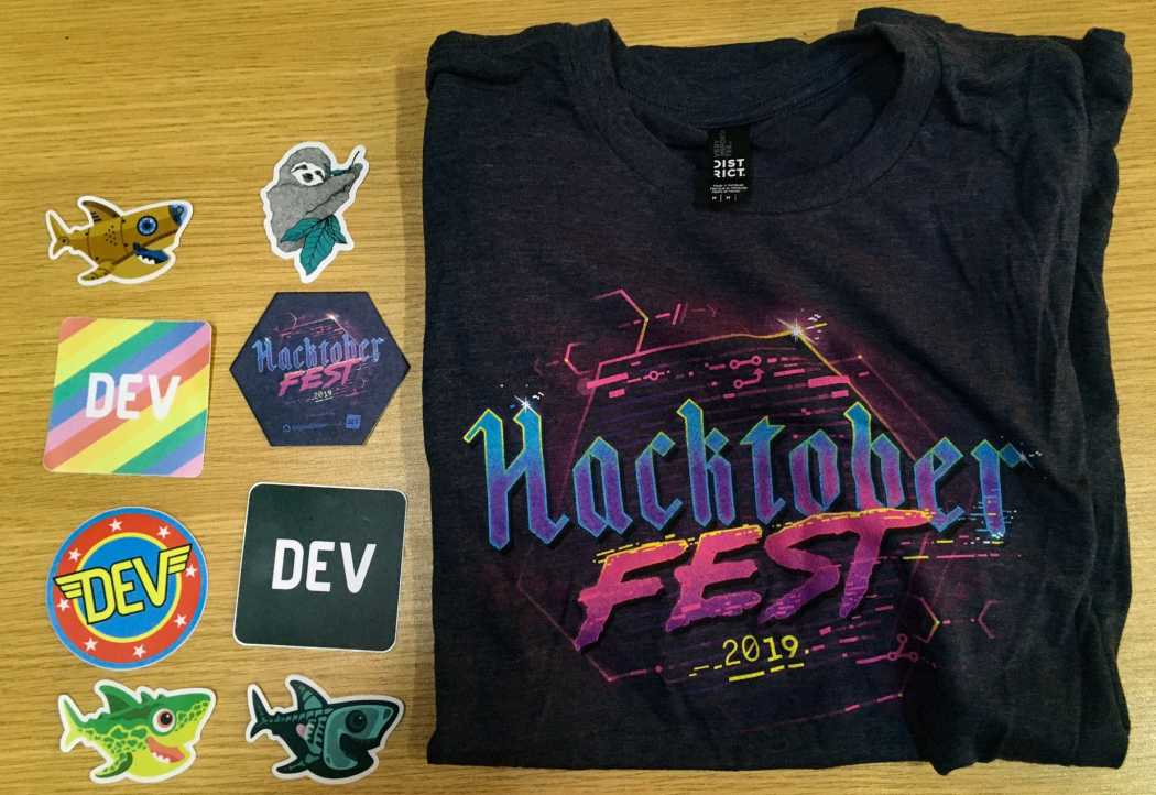 Swags-Received-By-Hacktober-Fest-2019