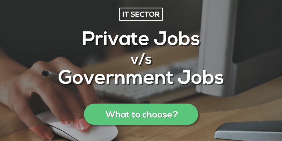 Private-vs-Government-Sector-in-IT-What-to-Choose