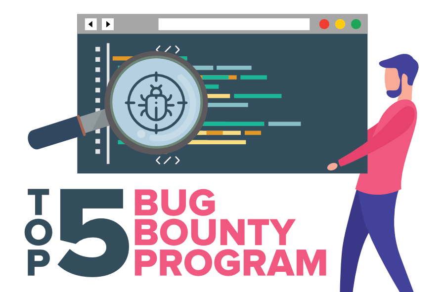 Top-5-Bug-Bounty-Programs