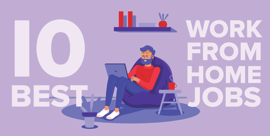 10-Best-Work-From-Home-Jobs