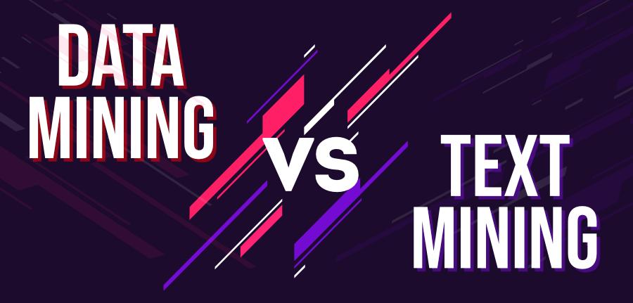 Data-Mining-vs-Text-Mining