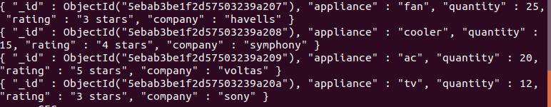 python-mongodb-sample-data