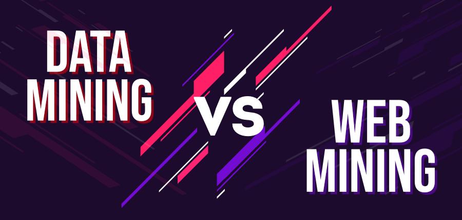 Data-mining-vs-Web-mining
