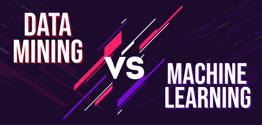 Data-mining-vs-Machine-learning