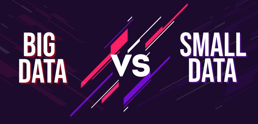Bigdata-vs-Smalldata