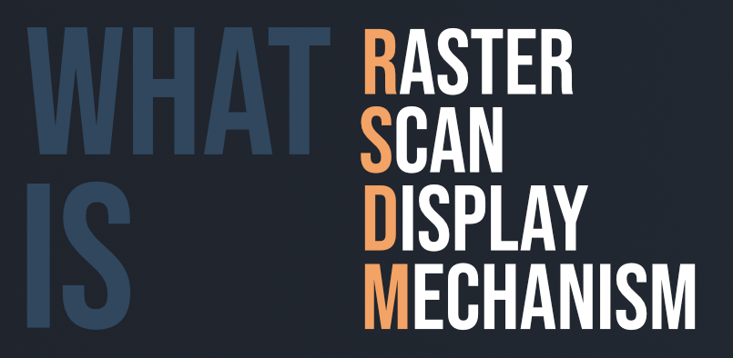 What-is-Raster-Scan-Display-Mechanism