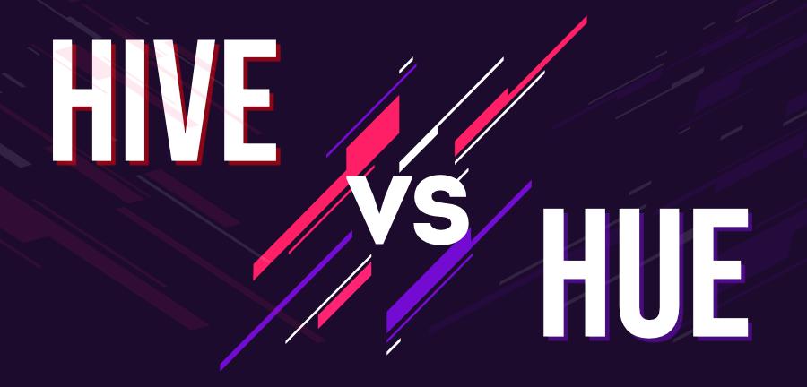 Hive-VS-HUE