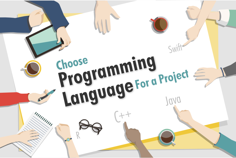 Choose-a-Programming-Language-For-a-Project