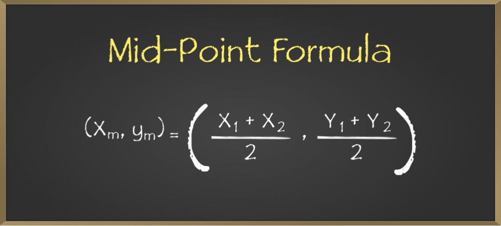 Mid-Point-Formula