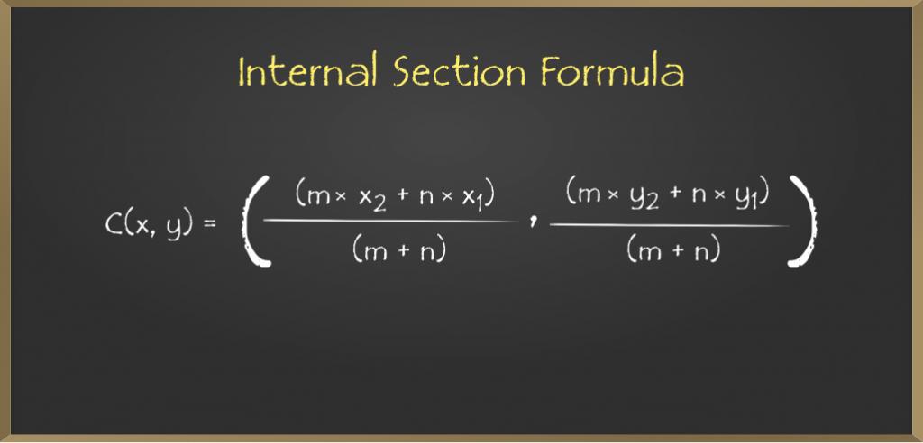 Internal-Section-Formula