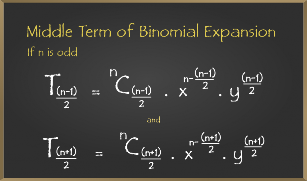 Middle-Term-of-Binomial-Expamsion-5