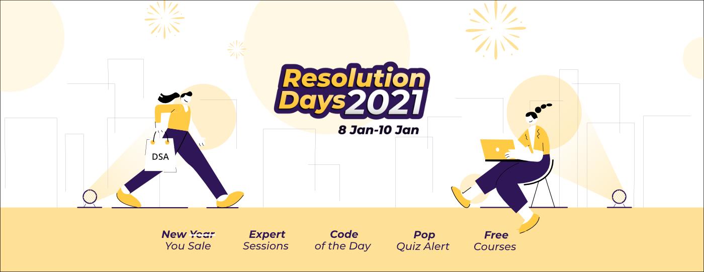 Resolution-Days-2021-–-By-GeeksforGeeks