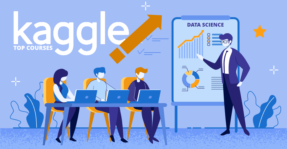 Top-Kaggle-Courses-for-Data-Science