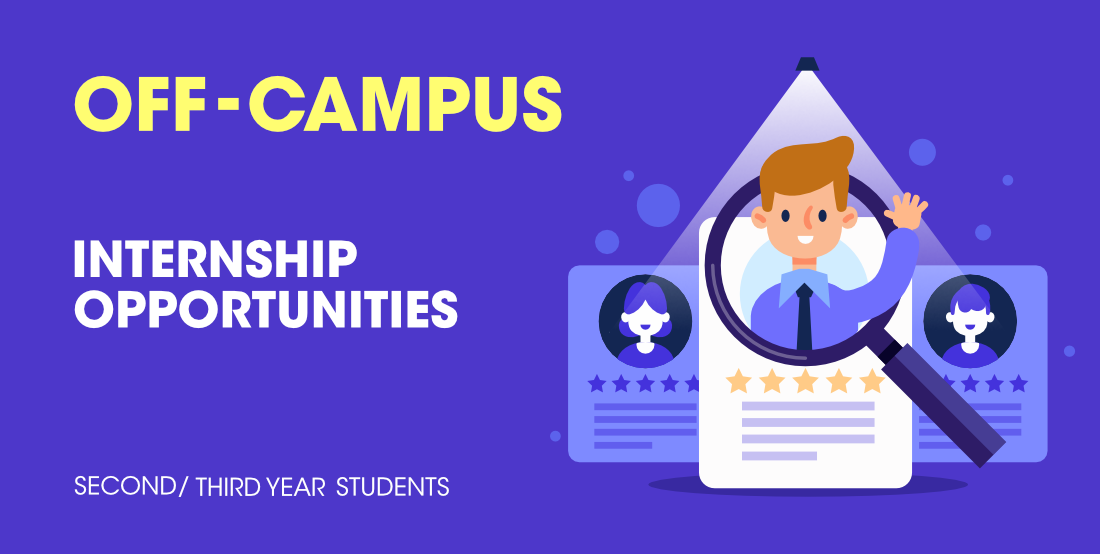 Off Campus Internship Opportunities Programs For College Students