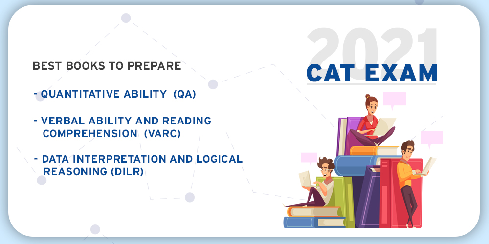 Best-Books-to-Prepare-QA-VARC-and-DILR-For-CAT-2021