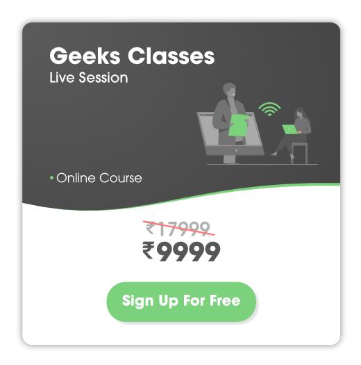 Geeks-Classes-Live