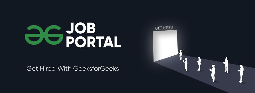Get-Hired-With-GeeksforGeeks-GFG-Job-Portal