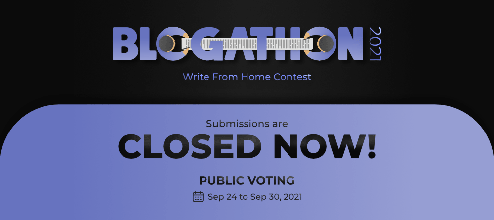 Blogathon-2021-Entries-Closed