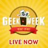 Geek Week - 19th to 25th October