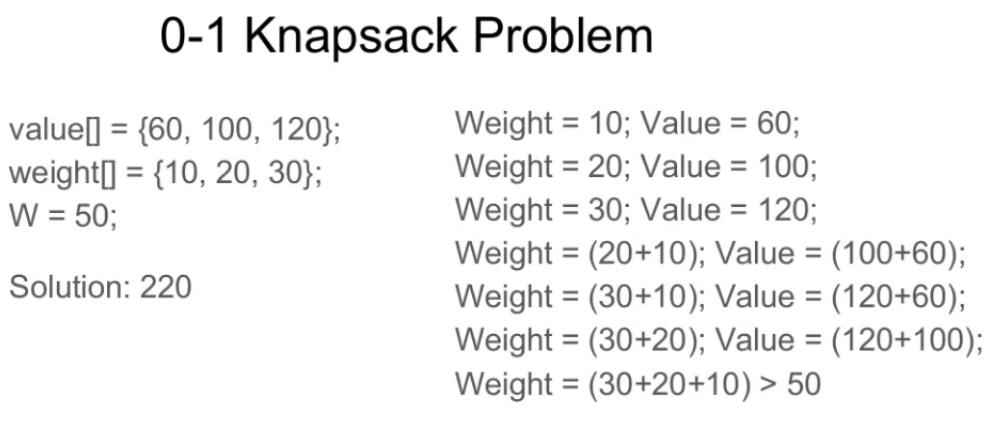 knapsack-problem