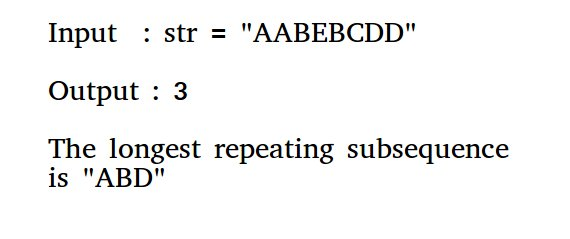 longest-repeating-subsequence
