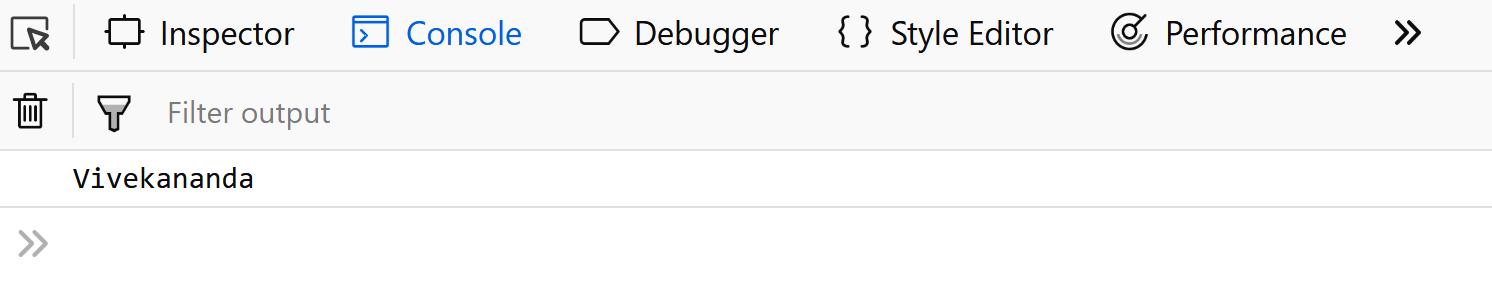 Objects in Javascript - GeeksforGeeks