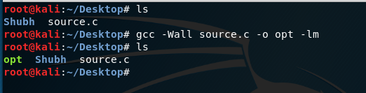 gcc command in Linux with examples - GeeksforGeeks