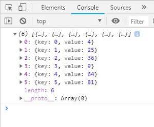 JavaScript   Array map() Method - GeeksforGeeks