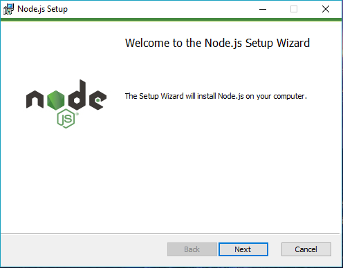 Installation of Node js on Windows - GeeksforGeeks