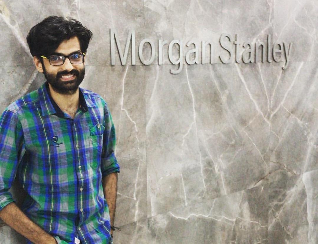 Akshay Miterani - Geek on the top |