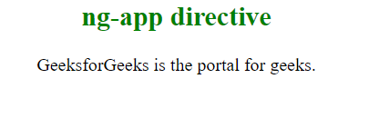 ng-app