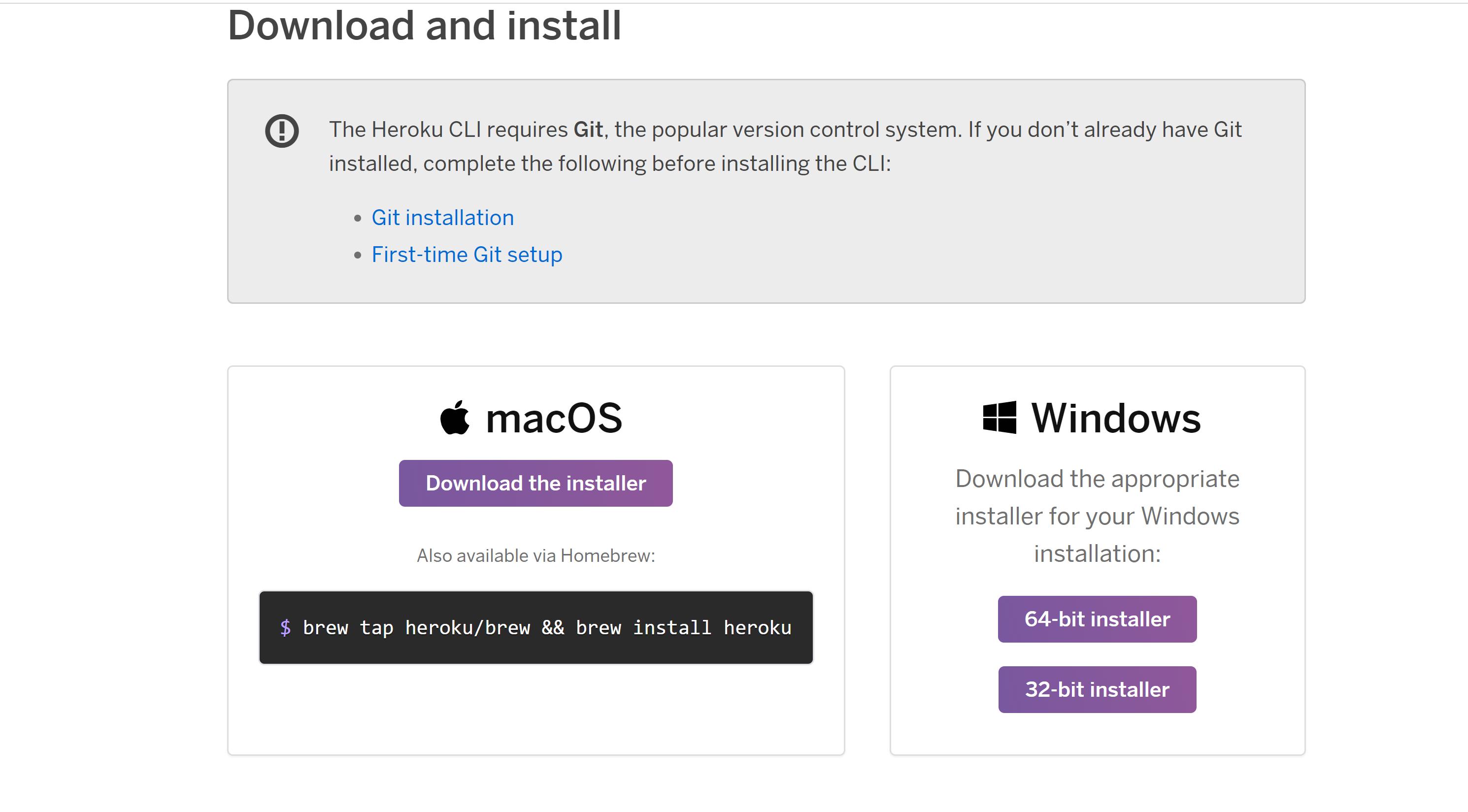 install homebrew windows