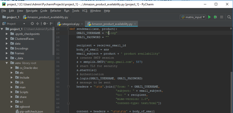 PyCharm Notebook