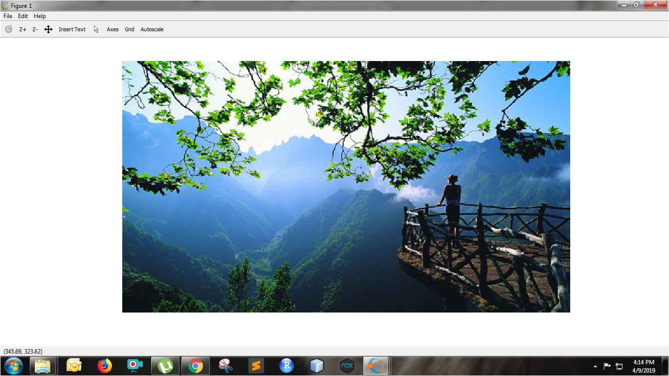 Image Resizing in Matlab - GeeksforGeeks