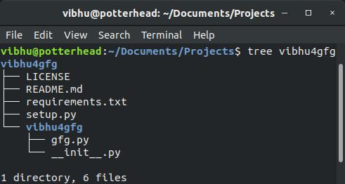 Command Line Scripts | Python Packaging - GeeksforGeeks