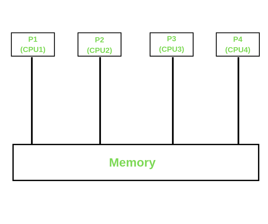 Shared Memory Architecture